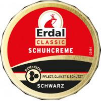 Крем для обуви классический черный Erdal, 75 мл (Германия)
