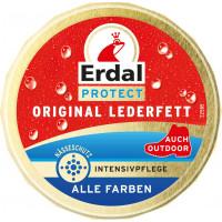 Средство для ухода за обувью Protect Оригинальное кожаное масло бесцветное Erdal, 150 мл (Германия)