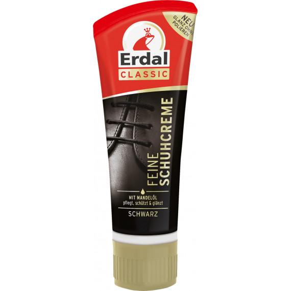 Крем для обуви черный Erdal, 75 мл. (Германия) -