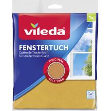 Ткань для окон Дополнительный Блеск Vileda, 1 шт. (Германия)