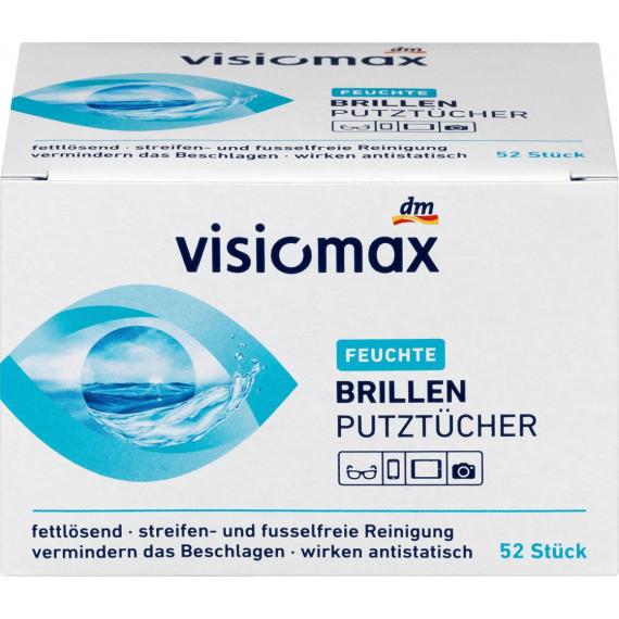 Очисники для окулярів VISIOMAX, 52 St (Німеччина) -