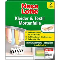 Захист від молі для одягу і текстилю Nexa Lotte, 2шт. (Німеччина)