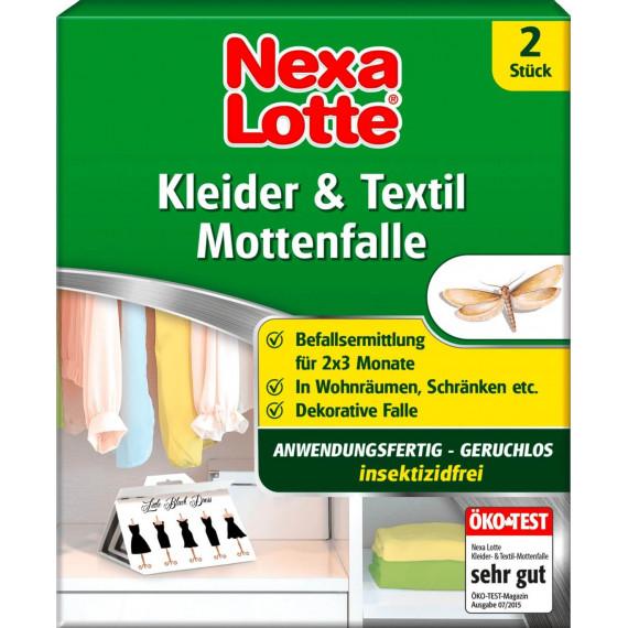 Защита от моли для одежды и текстиля Nexa Lotte, 2шт. (Германия) -