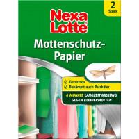 Защита от моли для одежды и тканей лента Nexa Lotte, 2 шт. (Германия)