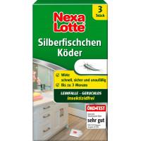 Приманка для срібної рибки клейка пастка без запаху Nexa Lotte, 3 шт (Німеччина)