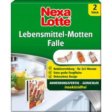 Ловушка для пищевой моли Nexa Lotte, 2 шт (Германия)