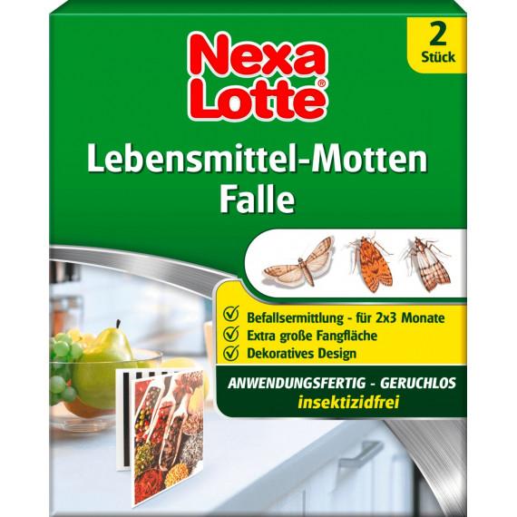 Ловушка для пищевой моли Nexa Lotte, 2 шт (Германия) -