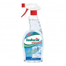 Средство для мытья окон Ludwik, 750 ml. (Германия)