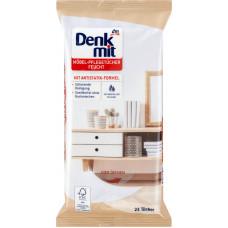 Салфетки для мебели Denkmit, 24 шт. (Германия)