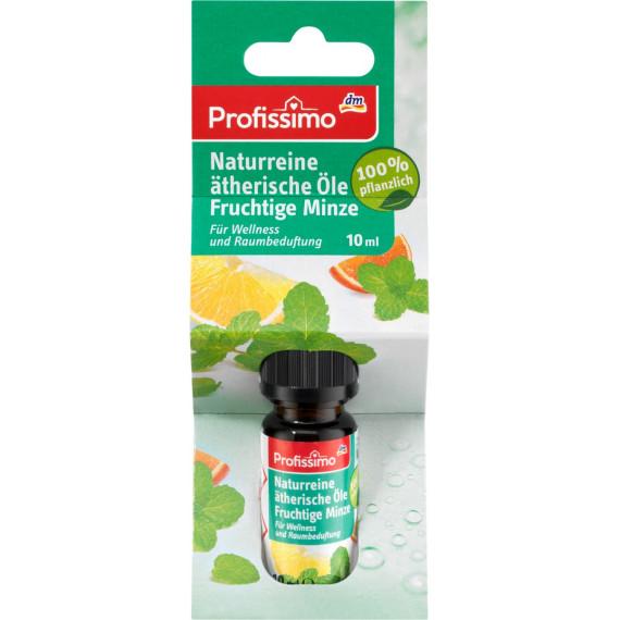 Ароматное масло чистое натуральное эфирное масло фруктовая мята Profissimo, 10 мл (Германия) -