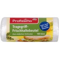 Свежие мешки для хранения с ручкой Profissimo, 150 шт (Германия)