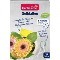 Пастки жовтого кольору Profissimo, 10 шт (Німеччина)