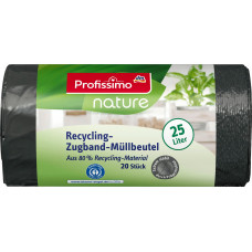 Мешки для мусора Profissimo, 25л, 20 шт (Германия)