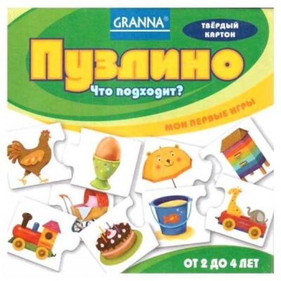 Настольная игра Пузлиноо GRANNA -