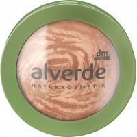 Мраморный дуэт-бронзер мягкая бронза 01, 10 g (Германия)
