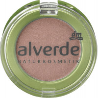 Тени для век Моно шелковистая роза 03 alverde, 2 g (Германия)