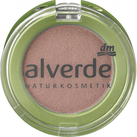 Тени для век Моно шелковистая роза 03 alverde, 2 g (Германия) -