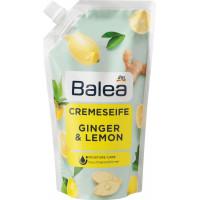 Жидкое мыло имбирный и лимонный Запаска Balea, 500 ml. (Германия)