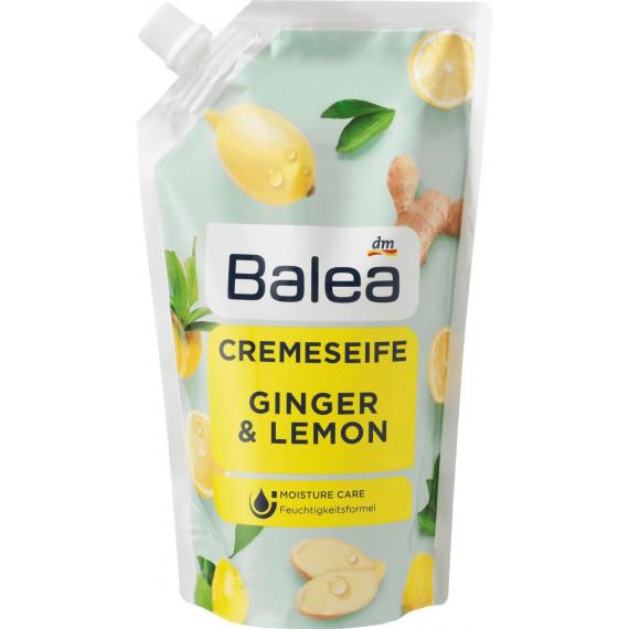Жидкое мыло имбирный и лимонный Запаска Balea, 500 ml. (Германия) -
