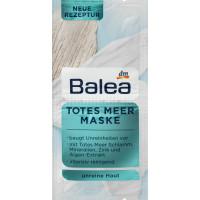 Маска для лица с солями мертвого моря Balea, 2 x 8 ml, 16 ml (Германия)