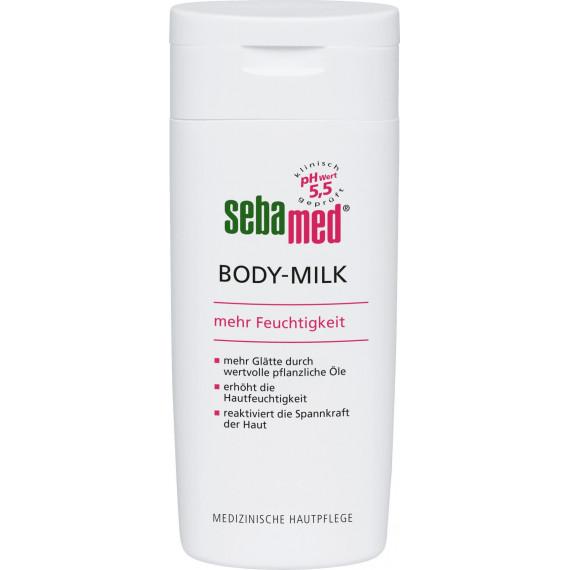 Молочко для тіла sebamed, 200 ml (Німеччина) -