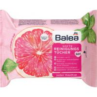 Мягкие салфетки 5в1 с ароматом грейпфрута Balea, 25 шт (Германия)