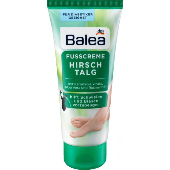 Крем для ніг з оленячим жиром Balea, 100 ml  (Німеччина) -