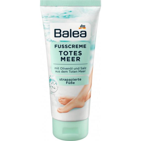 Крем для ног Мертвое Море Balea, 100 ml (Германия) -