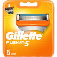 Лезвия для бритвы Gillette Fusion, 5 шт. (Германия)