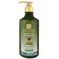Увлажняющий крем-гель для душа с Оливковым маслом и Медом Health Beauty, 780 ml