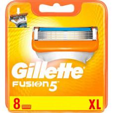 Лезвия для бритвы Gillette Fusion, 8 шт. (Германия)