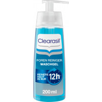 Гель для очистки лица Clearasil, 200 ml (Германия)