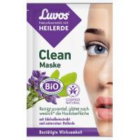 Маска для лица Очищающая Luvos, 15 ml (Германия)