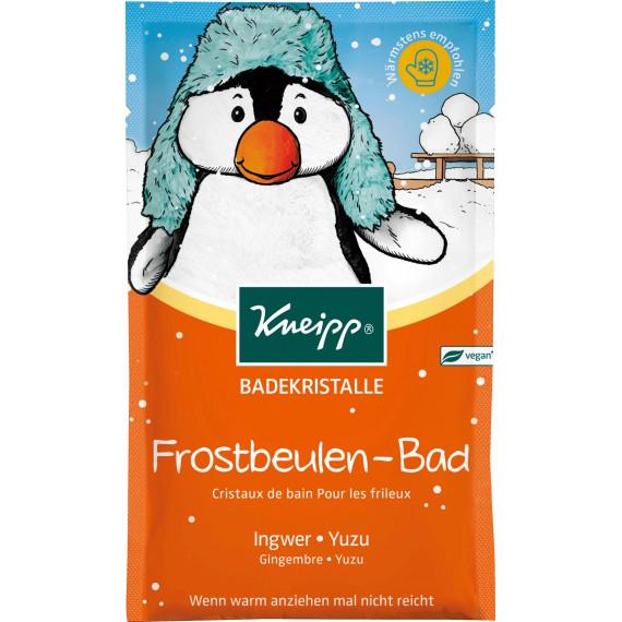 Соль для ванны Обморожение Kneipp, 60 g (Германия) -