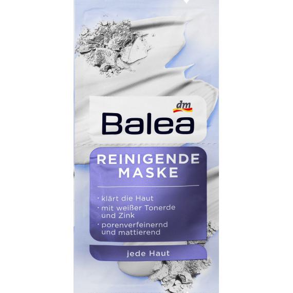 Очищаюча маска Balea, 2 x 8 ml, 16 ml (Німеччина) -
