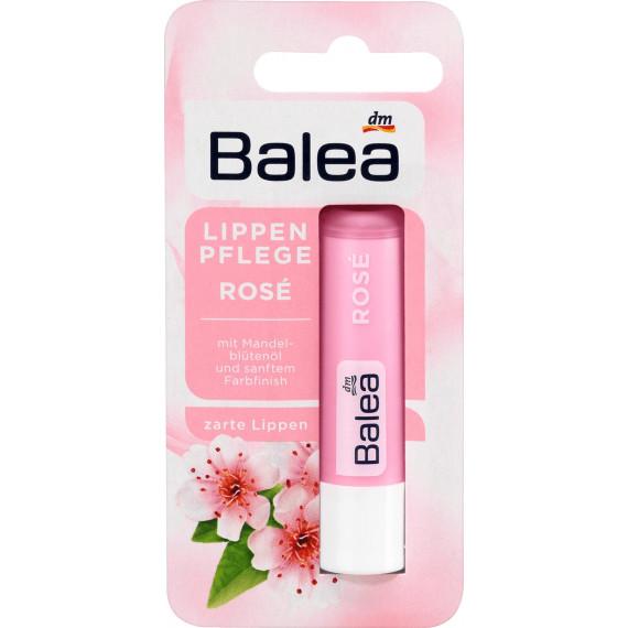 Бальзам для губ Роза Balea, 4,8 g (Германия) -