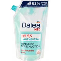 Запаска до жидкого гипоаллергенного мыла с нейтральным ph 5,5 Balea, 500 мл. (Германия)