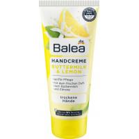 Крем для рук с лимонным маслом Balea, 100 ml. (Германия)