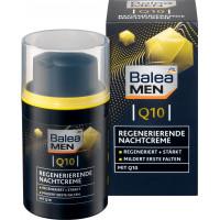 Нічний крем енергія Q10 відновлюючий Balea MEN, 50 мл (Німеччина)