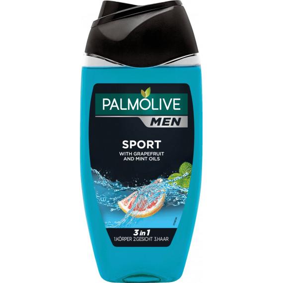 Гель для душу чоловічий Спорт Palmolive, 250 ml (Німеччина) -