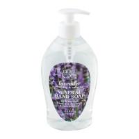 Жидкое мыло с минералами Мертвого моря и маслом лаванды, 350 ml