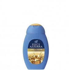 Гель для душа Золотой и Пряный Felce Azzurra, 250 мл