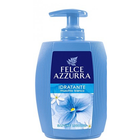Жидкое мыло Белый Мускус Felce Azzurra, 300 ml -