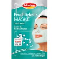 Маска для лица увлажняющая Schaebens, 10 ml (Германия)