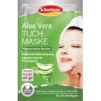 Тканевая маска Алоэ Вера Schaebens, 1 шт (Германия)