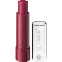 Відтінковий бальзам для губ Вишня alverde, 4,6 g (Німеччина)