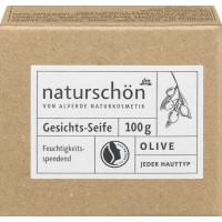 Натуральне оливкове мило для обличчя alverde, 100 g (Німеччина)