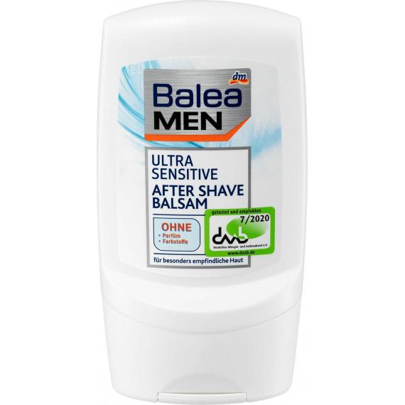 Бальзам после бритья ультра чувствительный Balea Men, 100 мл. (Германия) -