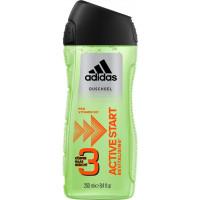 Гель для душа мужской Active Start adidas 250 мл (Германия)