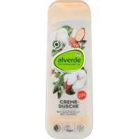 Гель для душа Органический хлопок Органический Миндаль alverde, 250 ml (Германия)
